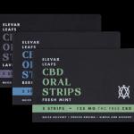 Elevar Hemp CBD Oral Strips Starter Kit Front